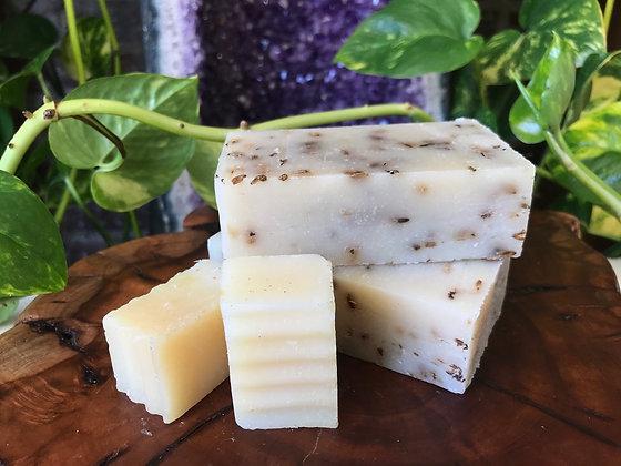 Vegan Lavender Patchouli Bar Soap