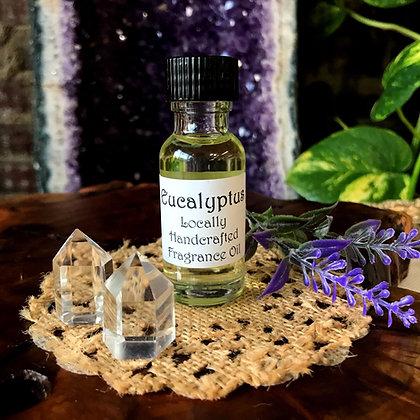 Stone Age Eucalyptus Fragrance Oil
