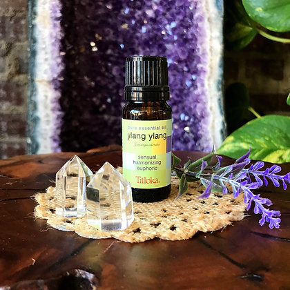 Triloka Ylang Ylang Pure Essential Oil