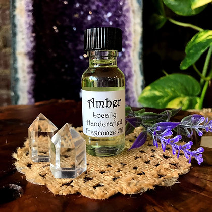 Stone Age Amber Fragrance Oil