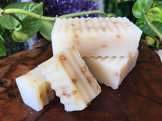 Vegan Sweet Orange & Eucalyptus Bar Soap