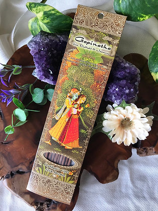 Prabhuji's Gifts Gopinatha Stick Incense