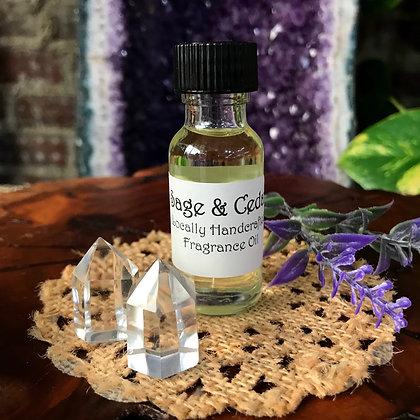Stone Age Sage & Cedar Fragrance Oil