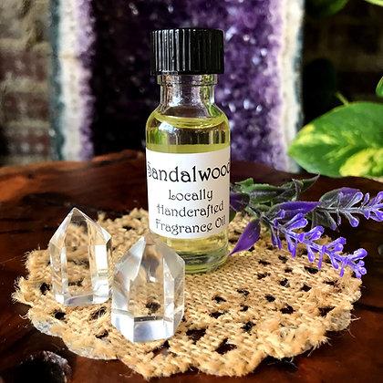 Stone Age Sandalwood Fragrance Oil