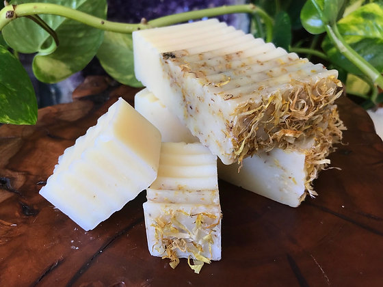 Vegan Calendula Bar Soap