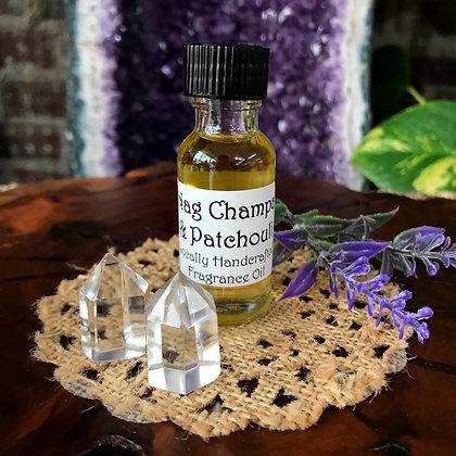 Stone Age Nag Champa & Patchouli Fragrance Oil