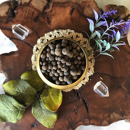Organic Allspice Berry (Whole)