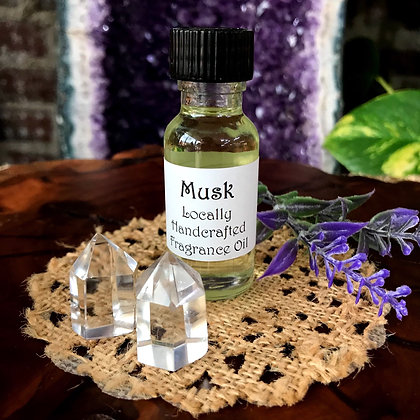 Stone Age Musk Fragrance Oil
