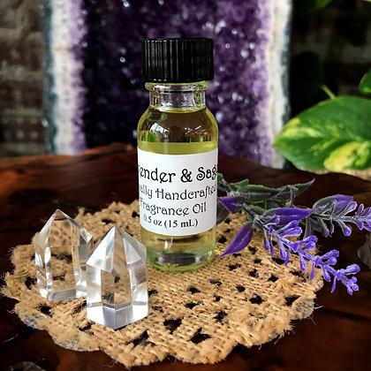Stone Age Lavender Sage Fragrance Oil