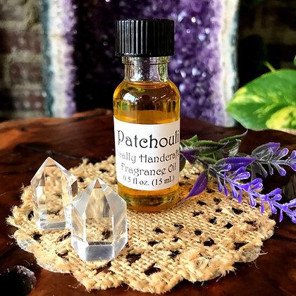 Stone Age Patchouli Fragrance Oil