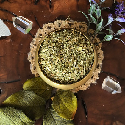 Organic Passion Flower (Cut + Sifted)