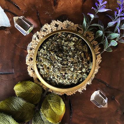 Organic Spearmint Leaf (Cut + Sifted)