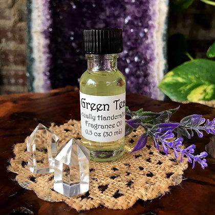 Stone Age Green Tea Fragrance Oil