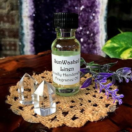 Stone Age Sun Washed Linen Fragrance Oil