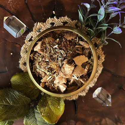 Stone Age Court Case Herbal Incense Blend