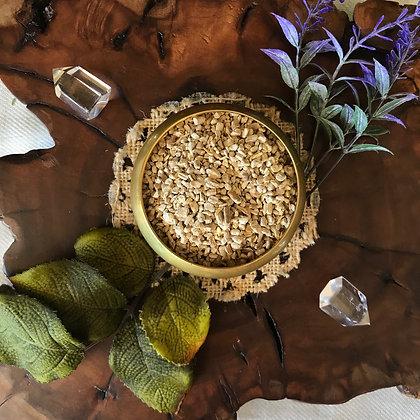 Organic Ashwagandha Root (Cut + Sifted)