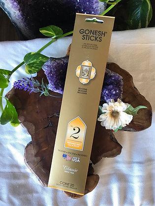 Gonesh Sticks No. 2 Classic Incense