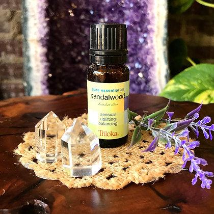 Triloka Sandalwood Pure Essential Oil