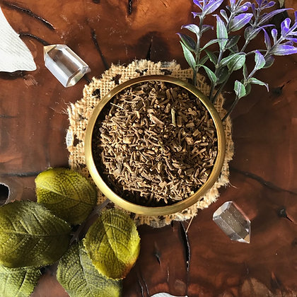 Organic Valerian Root (Cut + Sifted)
