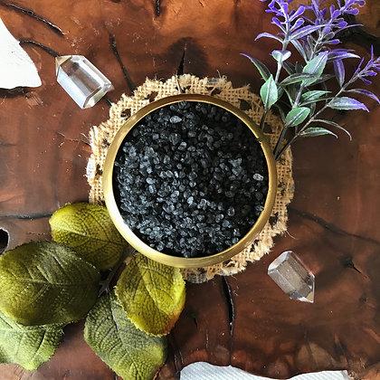 Stone Age Handcrafted Black Salt