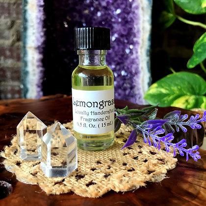 Stone Age Lemongrass Fragrance Oil