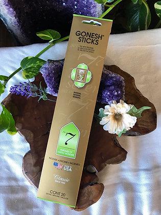 Gonesh Sticks No. 7 Classic Incense