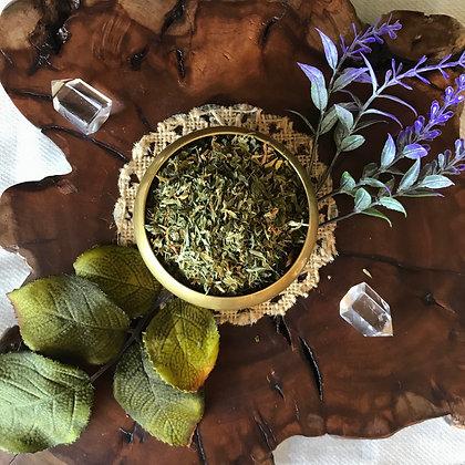 Organic Alfalfa Leaf (Cut + Sifted)