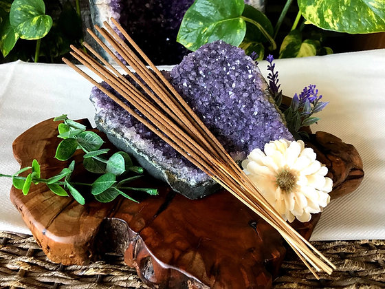 Stone Age Wisteria Incense Sticks