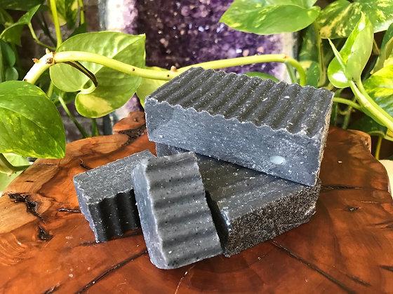 Vegan Charcoal Bar Soap