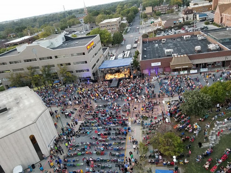 Downtown Country Jam 2021 Features Randy Houser