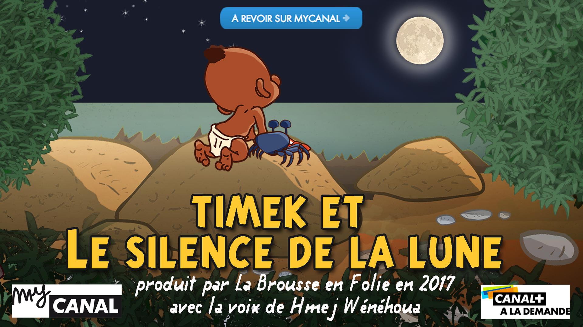Le silence de la lune