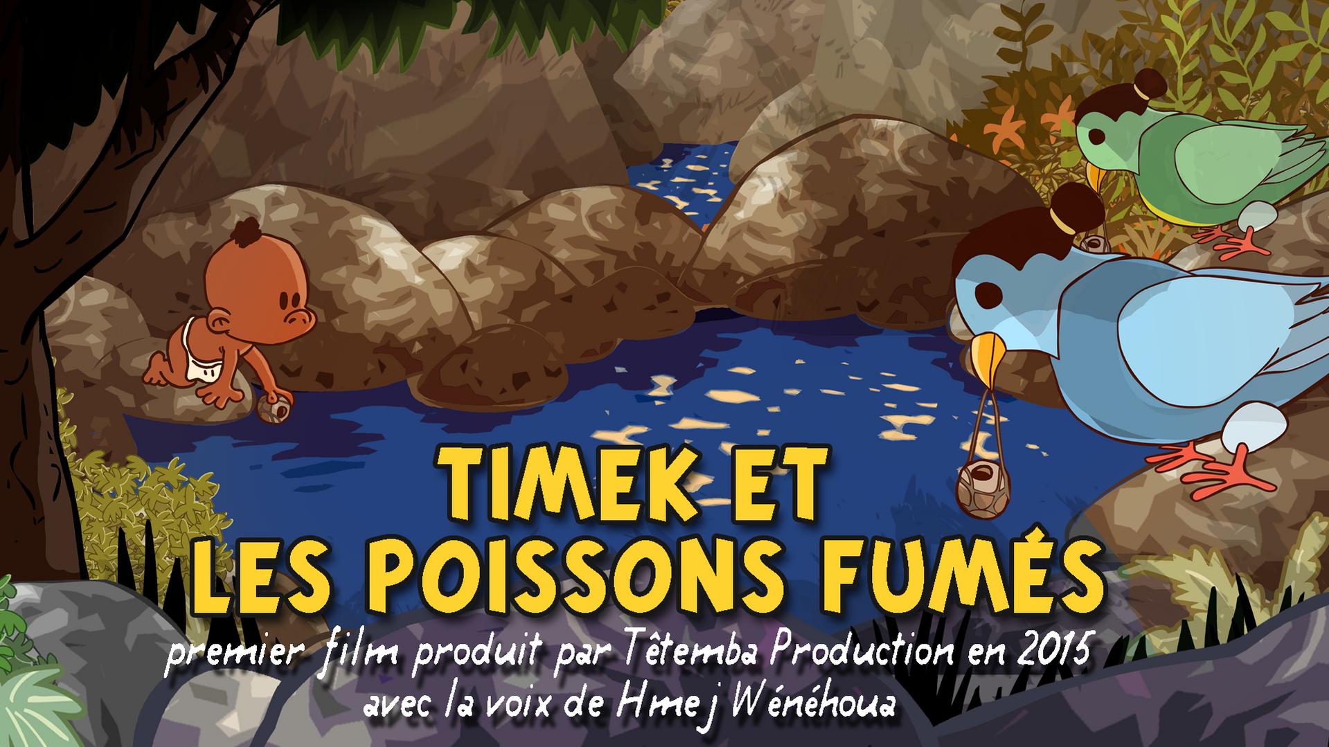 Timek et les poissons fumés