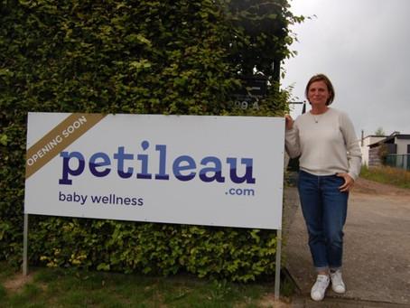 Start van petileau opgemerkt door Gazet van Antwerpen