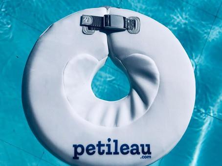 Petileau floating-ringen zijn binnen!
