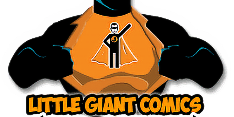 Little Giant Old School Comic Show