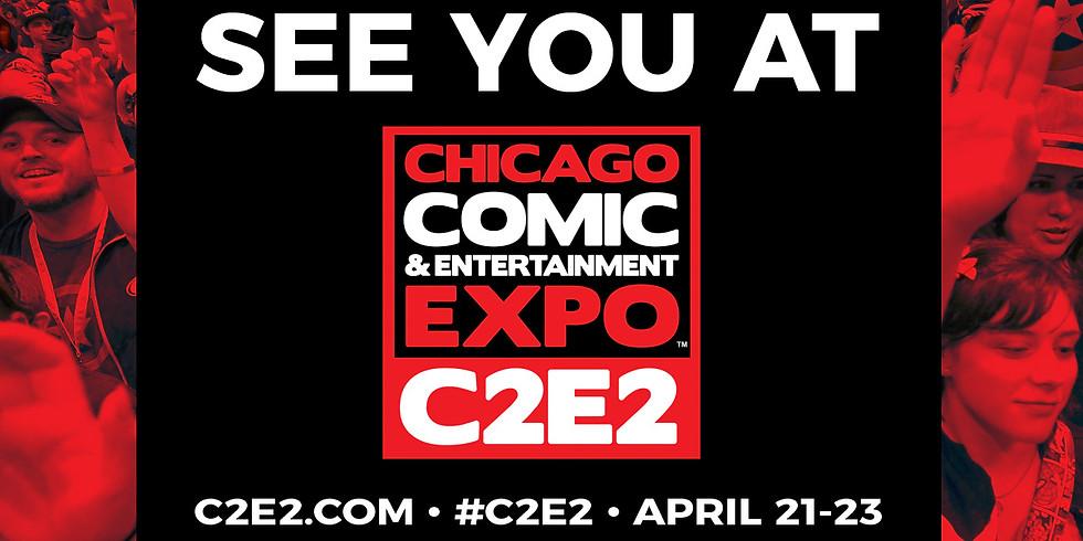 C2E2 2020 - Booth #1217