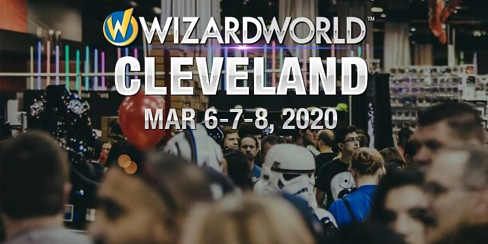 Wizard World Cleveland 2020 - Booth #734
