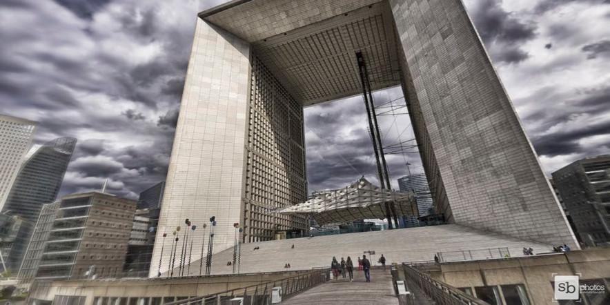 Paris - Arche de la Défense