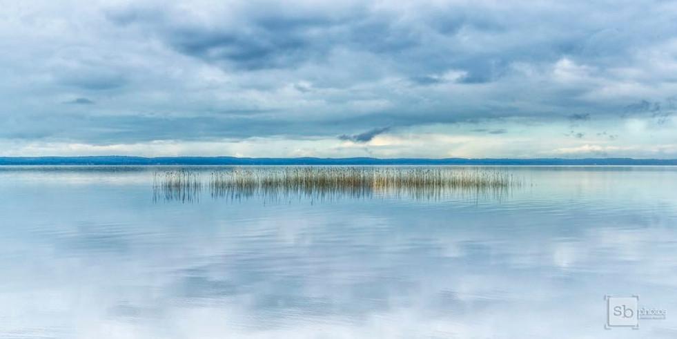 Lac de Biscarrosse panoramique
