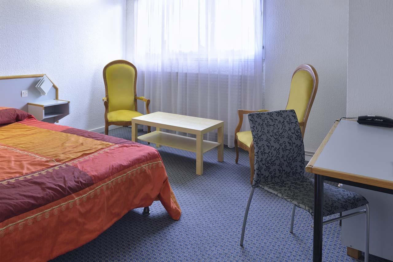 Hôtel Chantafred 1