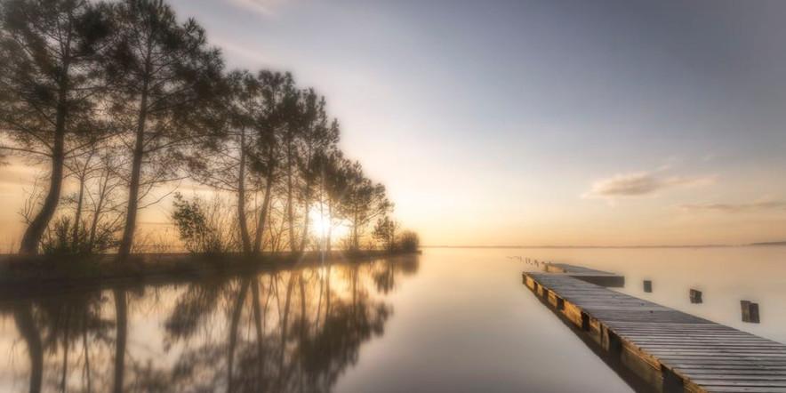 Lac de Biscarrosse 1