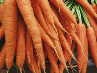Vitamin A & Beta-Carotene are NOT the same thing