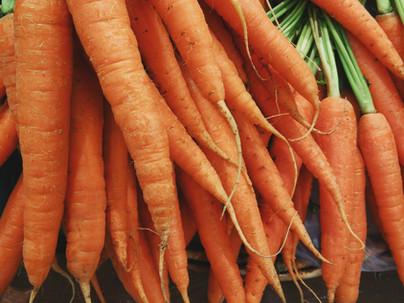 Food Stats: Carrots