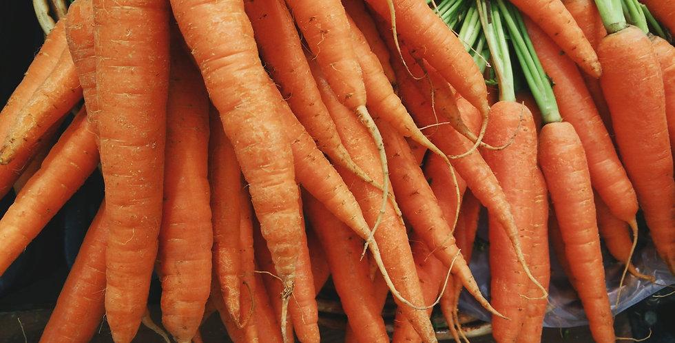 Sweet Carrots-bunch