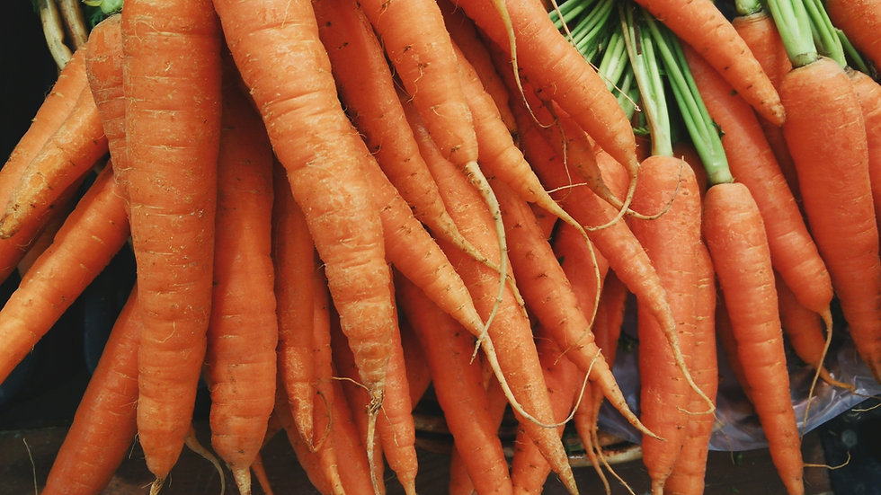 Baby Carrots 8 cell punnet