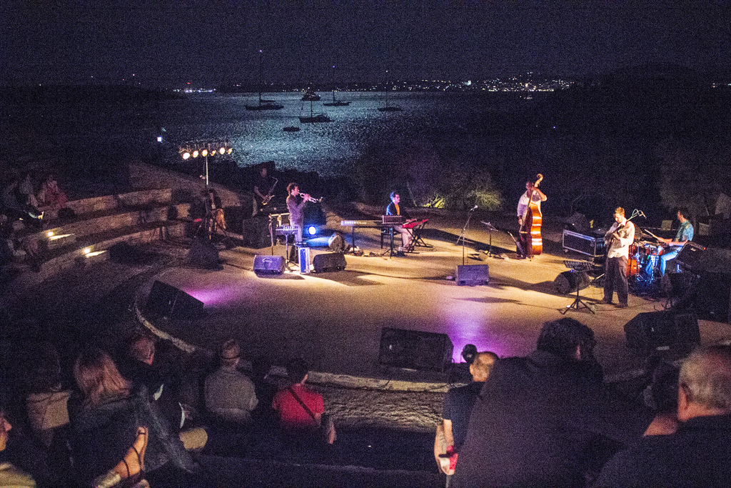 Paros Jazz festival