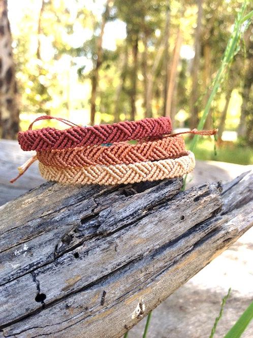 Patchwork Bracelet - Single Unit