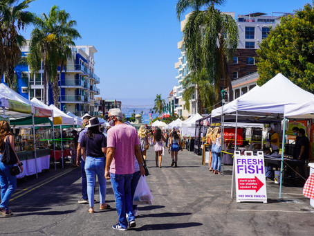 Local Farmers Markets During a Pandemic
