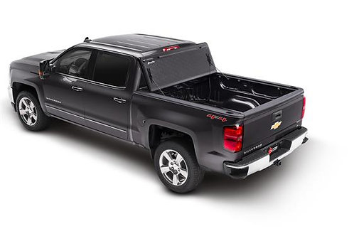 2020 Silverado/Sierra 2500/3500 (8 Ft. (98.2 In.) Bed) BakFlip G2 Hard Tonneau Cover Truck Bed Cover