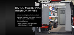 Kargo_Master_Upfit_Shelving_Ladder_Rack